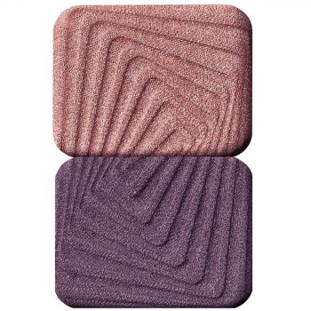Двухцветные тени для век Пленительный дуэт тон Рождение зари Faberlic (Фаберлик) серия Air Stream