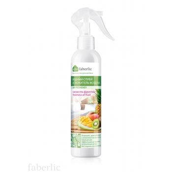 Водный спрей-освежитель воздуха «Свежесть фруктов» Faberlic (Фаберлик) серия Дом Faberlic