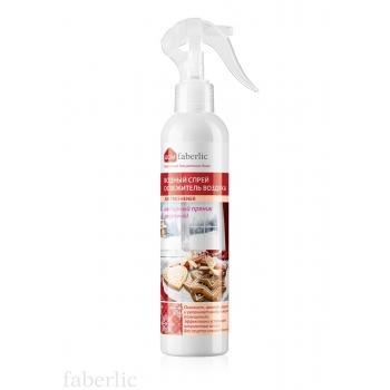 Водный спрей-освежитель «Имбирный пряник» Faberlic (Фаберлик) серия Дом Faberlic