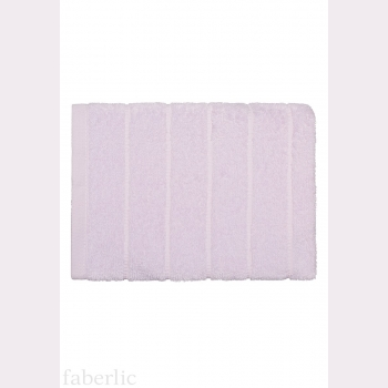 Полотенце для лица сиреневое