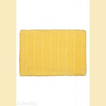 Полотенце банное желтое