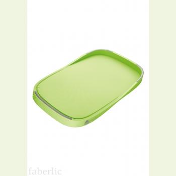 Разделочная доска, зеленая