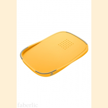 Разделочная доска, желтая