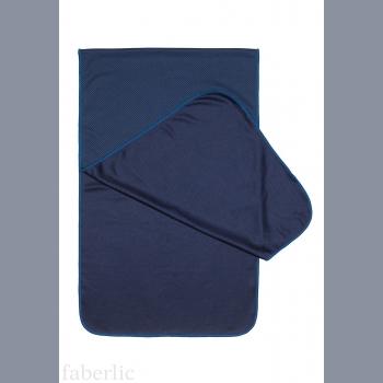 Полотенце охлаждающее, синее Faberlic (Фаберлик)
