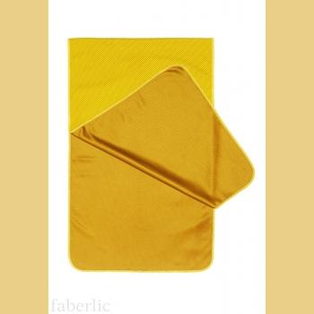 Полотенце охлаждающее, жёлтое