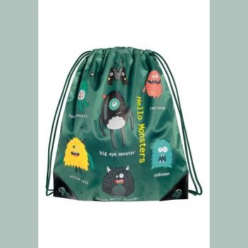 Мешок для обуви, цвет серо-зелёный Faberlic (Фаберлик) серия Matrigenic