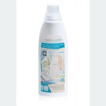 Концентрированный гель для стирки белых тканей Faberlic (Фаберлик) серия Дом Faberlic