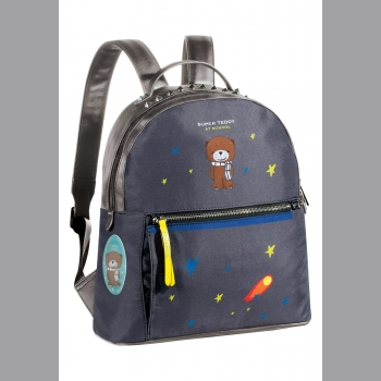 Рюкзак Teddy, цвет чёрный