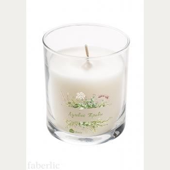 Ароматическая свеча «Луговые травы»