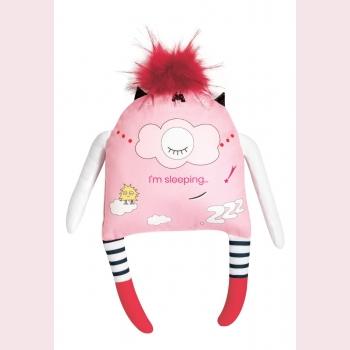 Подушка, цвет розовый