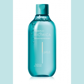 Мицеллярная вода Faberlic (Фаберлик) серия Biomica