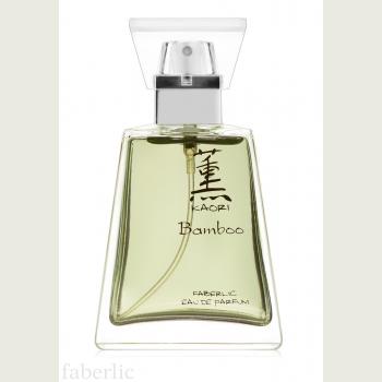 Парфюмерная вода для женщин Kaori Bamboo Faberlic (Фаберлик)