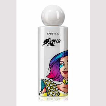 Парфюмерная вода для женщин Supergirl Faberlic (Фаберлик)