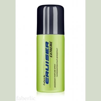 Парфюмированный дезодорант-спрей для мужчин Cruiser Extreme