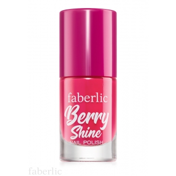 Лак для ногтей Berry Shine