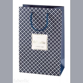 Подарочный пакет для мужчин, размер M