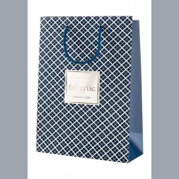 Пакет подарочный «Для мужчин», размер М