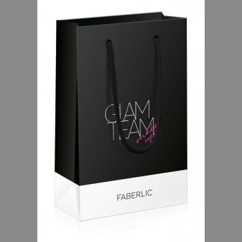 Пакет подарочный Glam Team, размер S