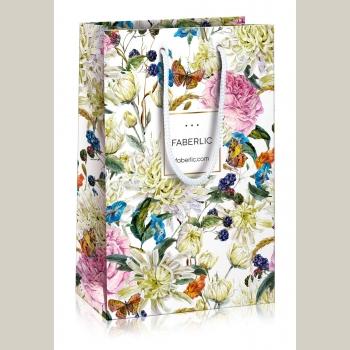 Пакет подарочный «Весна», размер М Faberlic (Фаберлик)