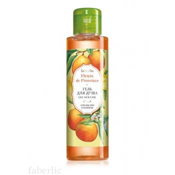 Гель для душа «Апельсин & ваниль»